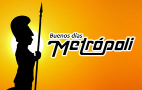 Buenos Días Metrópoli 1ra Hora - 12 de Abril de 2021