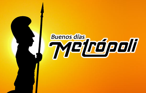 Buenos Días Metrópoli 3ra Hora
