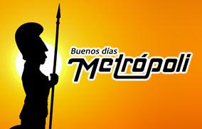 Buenos Días Metrópoli 3ra Hora - 16 de Agosto de 2019